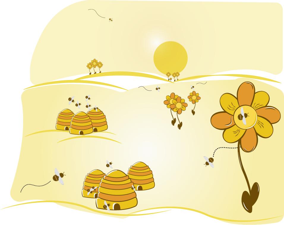 Méhek akcióban
